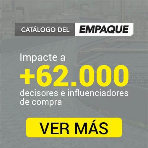 Catálogo del Empaque una industria de Axioma B2B Marketing