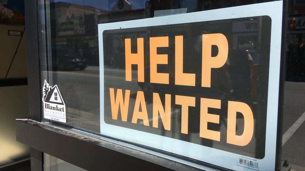 En junio, Estados Unidos sumó 4,8 millones de puestos de trabajo